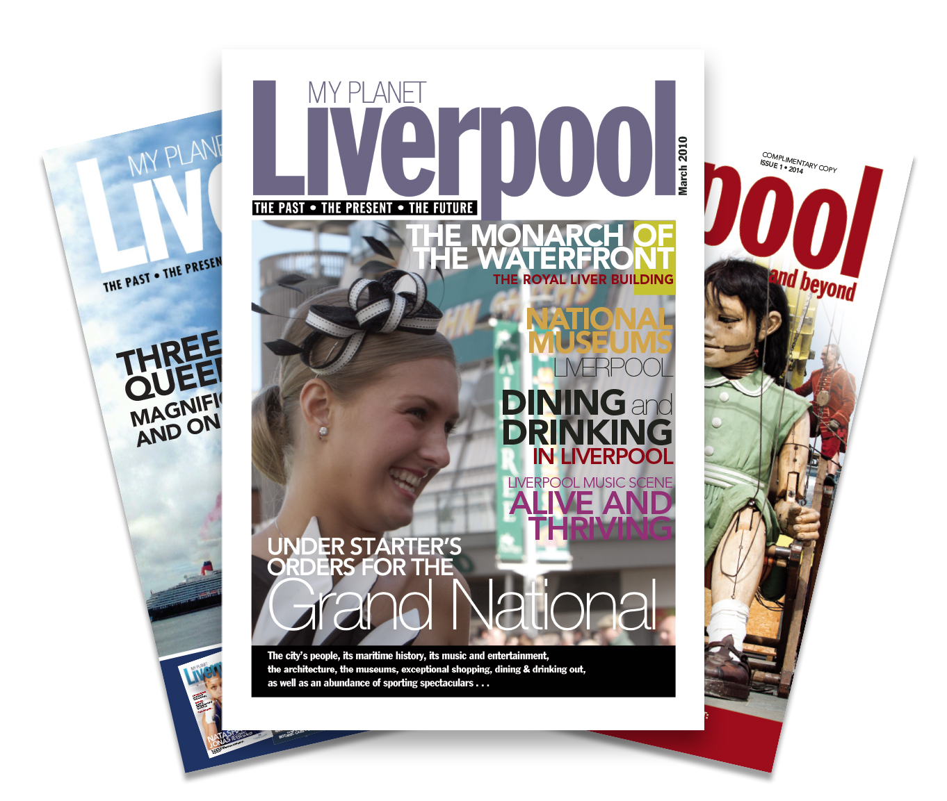 My Planet Liverpool Magazine