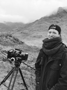 Liverpool Man Making Giant Strides in The World of Film Making