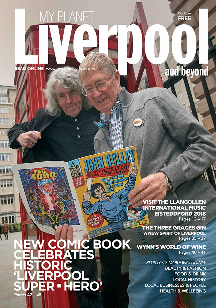My Planet Liverpool Magazine April 2018 Edition
