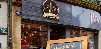 The Pies the Limit at Sanctuary Tap